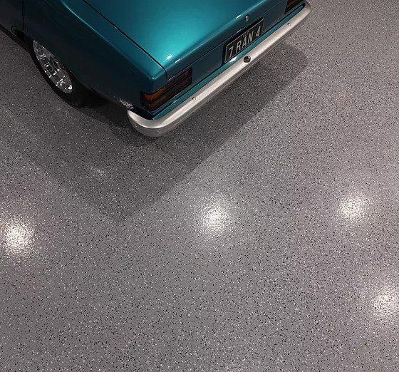epoxy floor process henderson